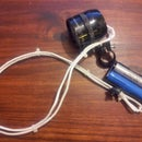 MAGLITE 5-D mod to my MTB lightning system.
