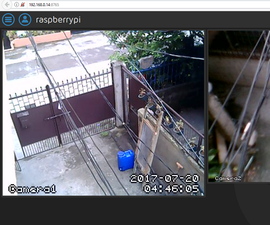 Build Your Own Surveillance Camera With Raspberry Pi and Motioneye