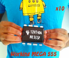 "Working ""MEGA 555"""
