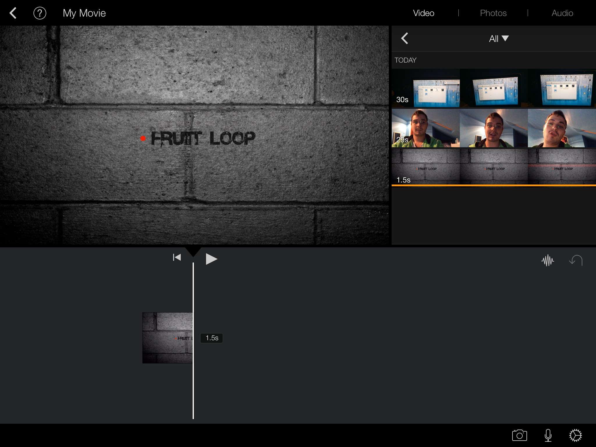 How to import youtube videos into imovie on ipad