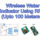 Wireless Water Level Indicator Using RF Module