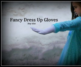 Dress Up Gloves