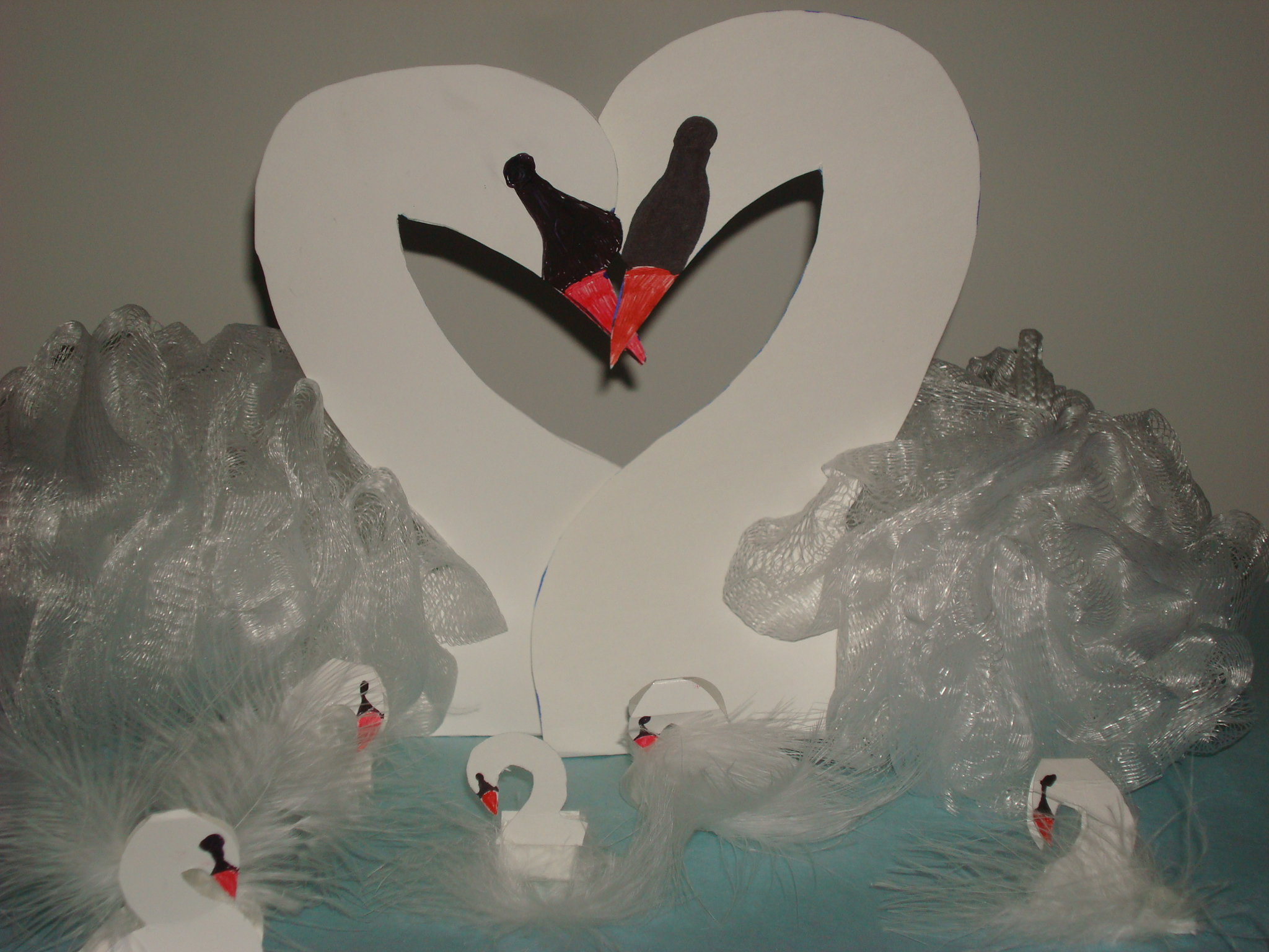 Picture of How to Make the Swans