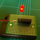Portable Powered Breadboard and LED Tester