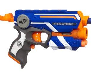 "Nerf FIRESTRIKE Mod ""Venturi Effect"""
