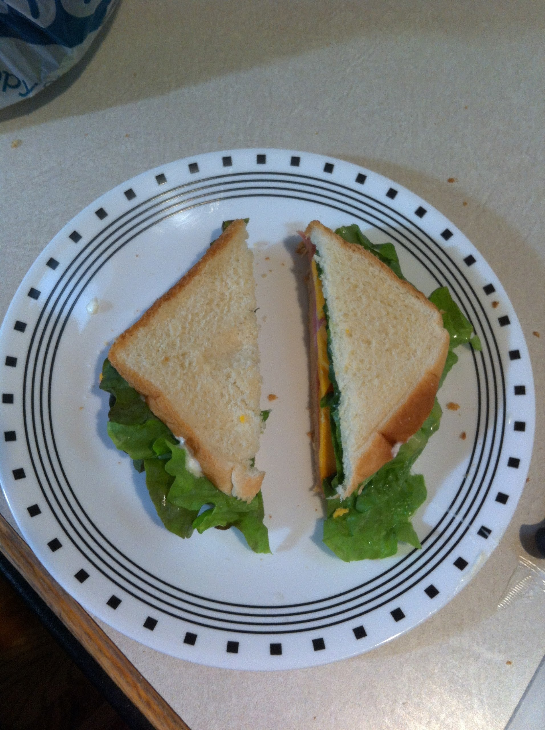 How To Make A Perfect Sandwich 10 Steps Instructables