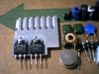 Post little Electronics you have removed/desoldered,ripped off of something(caps,chips,regulators,ext)
