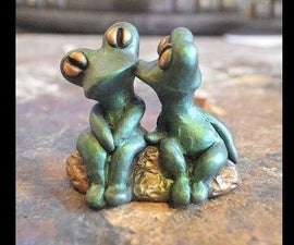 How to Smooth Polymer Clay As Taught by a Sculptor