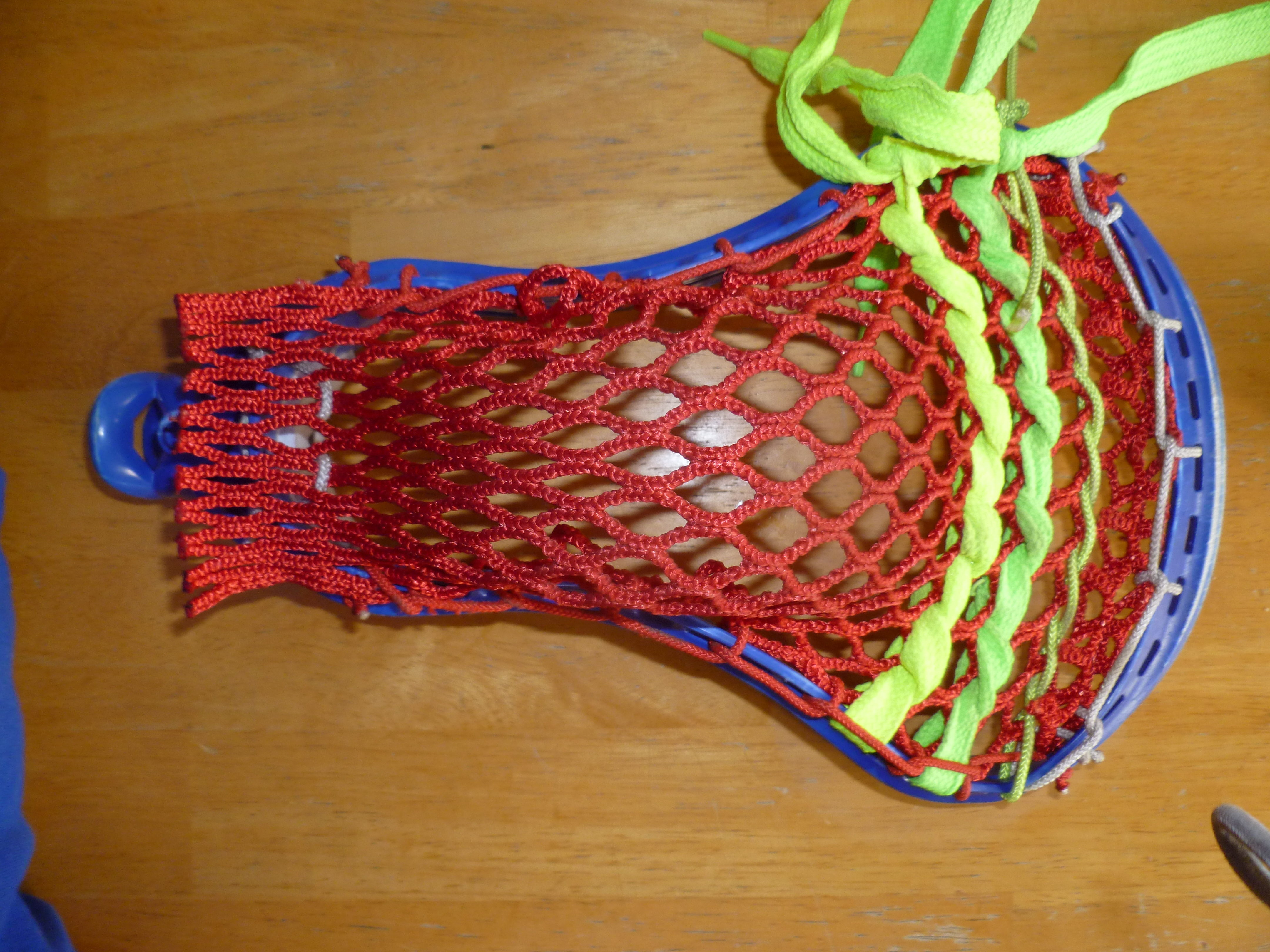Picture of How to String a Lacrosse Head