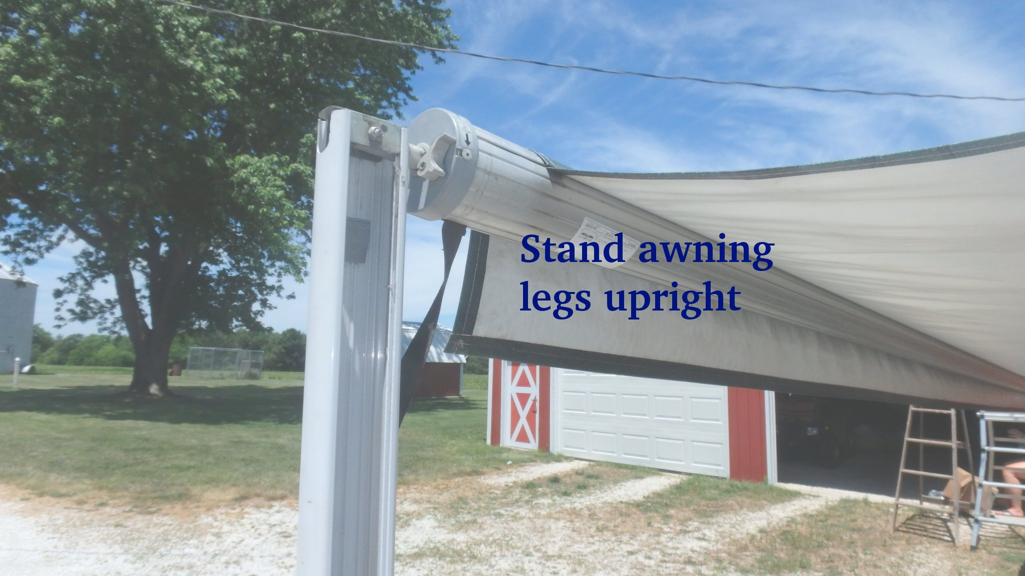 Picture of Stand Up the Legs