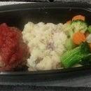 Meal Prep - Meatloaf & Mashed Potatoes