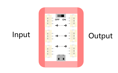 Connect the Self-locking Button Module With the Boson Kit Main Board