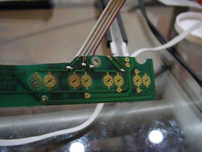 Attach Leads to the Control Pad Board