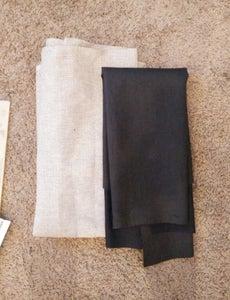 Costume - Simple Tie Belt (a Mini Faux Obi)