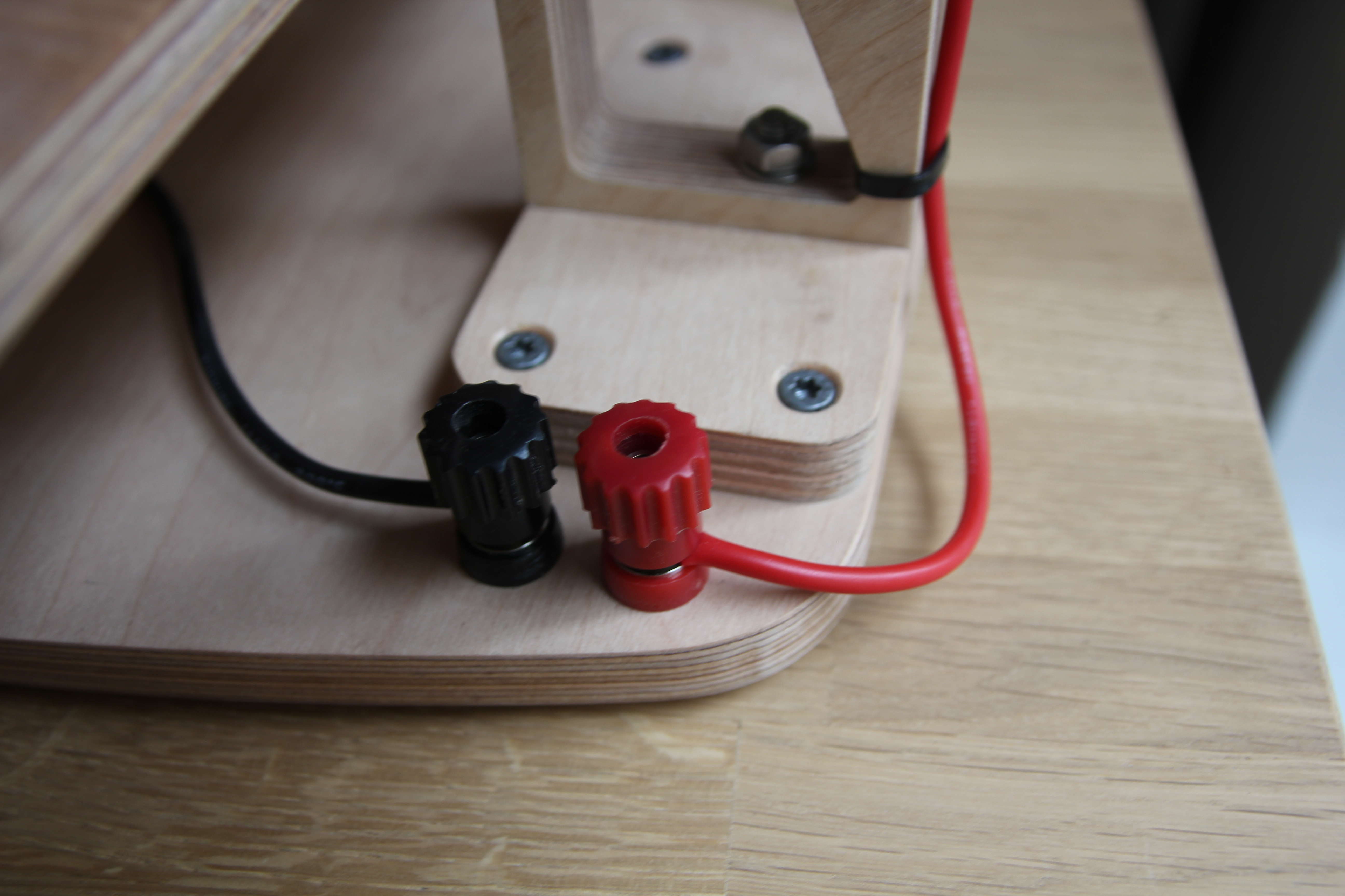 Picture of Plywood Hot Wire Foam Cutter