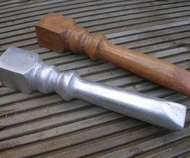Foundry Sand Casting Ramming Tool