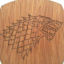 Game of Thrones Beer Coasters