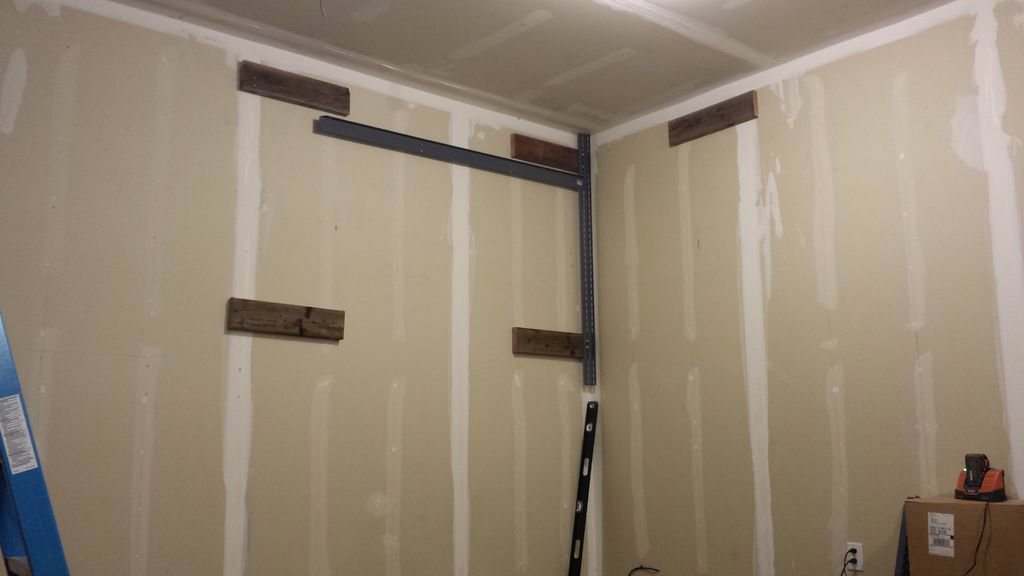 Picture of Mounting the Other Vertical Rails