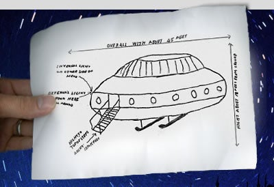Official UFO files released - the British X Files!