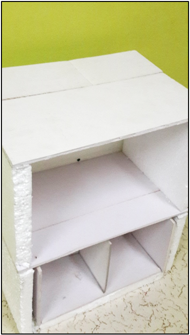 Picture of Smart Refrigerator Modular Tray