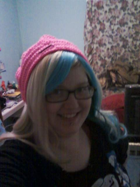 Picture of RUFFLY BEANIE PATTERN