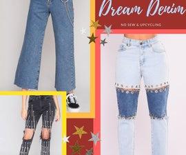 Make Your Own DREAM Denim!