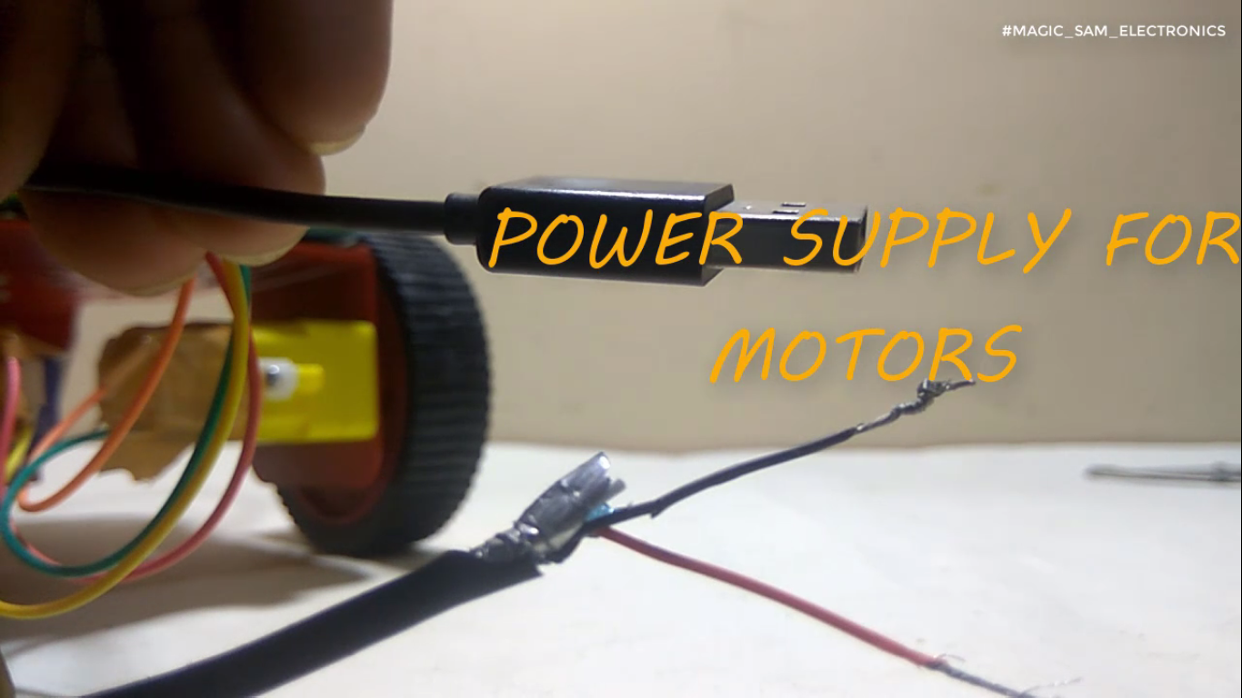 Picture of POWER SUPPLY FOR MOTORS