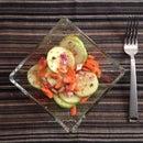 Refreshing Sesame-Cucumber Salad