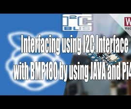 BMP180 Interfacing With Raspberry Pi in Detail