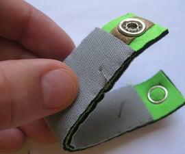 Fabric Bend Sensor