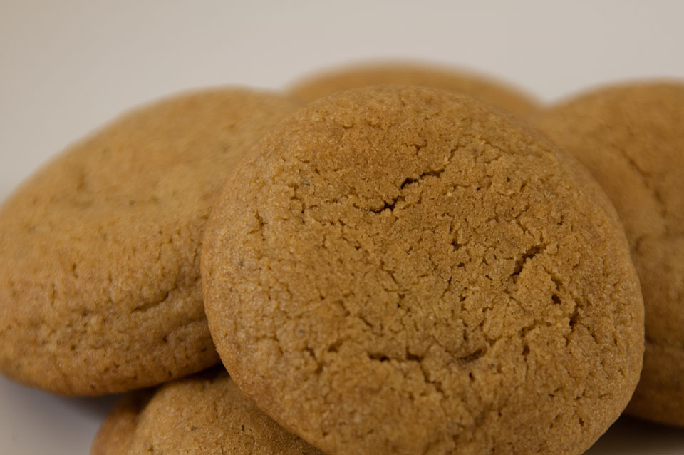 Picture of Brown Sugar Cardamom Cookies