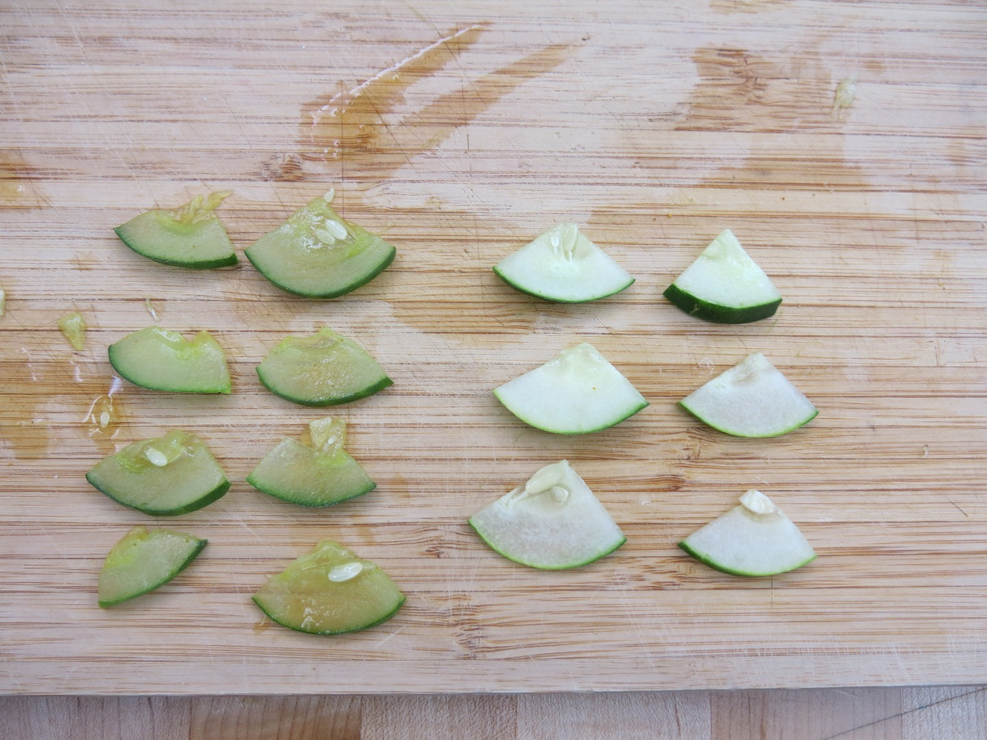 Picture of Instant Pickles! (30 Second Vacuum Pickles!)