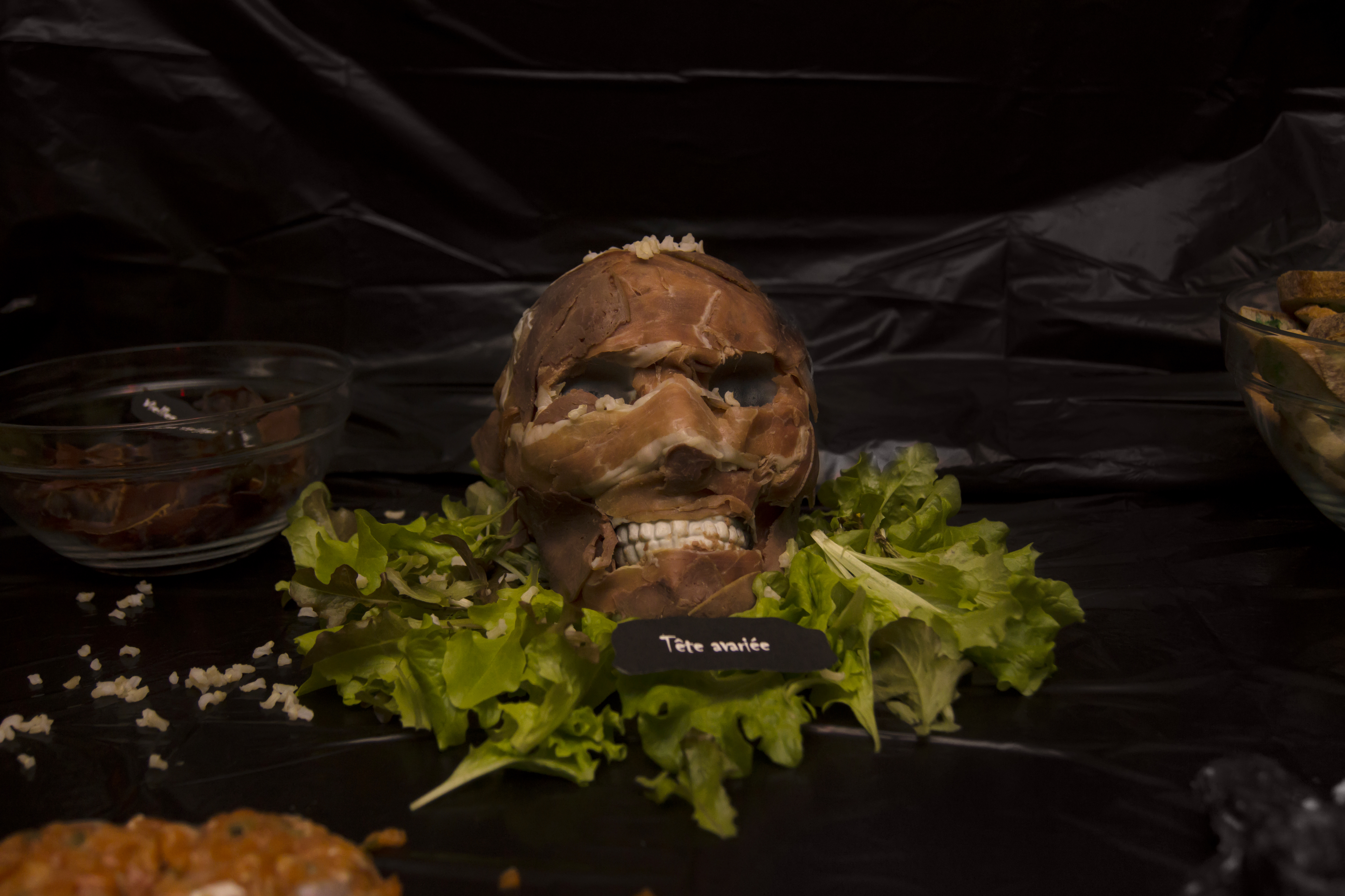Picture of Rotten Head