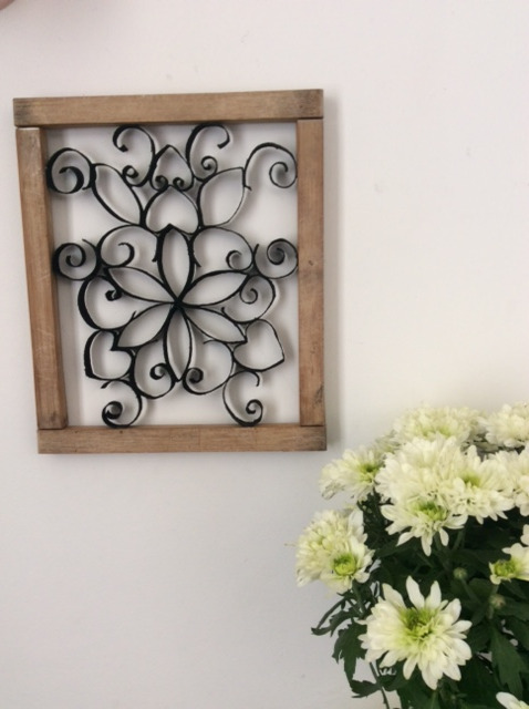 Picture of Faux Wrought Iron