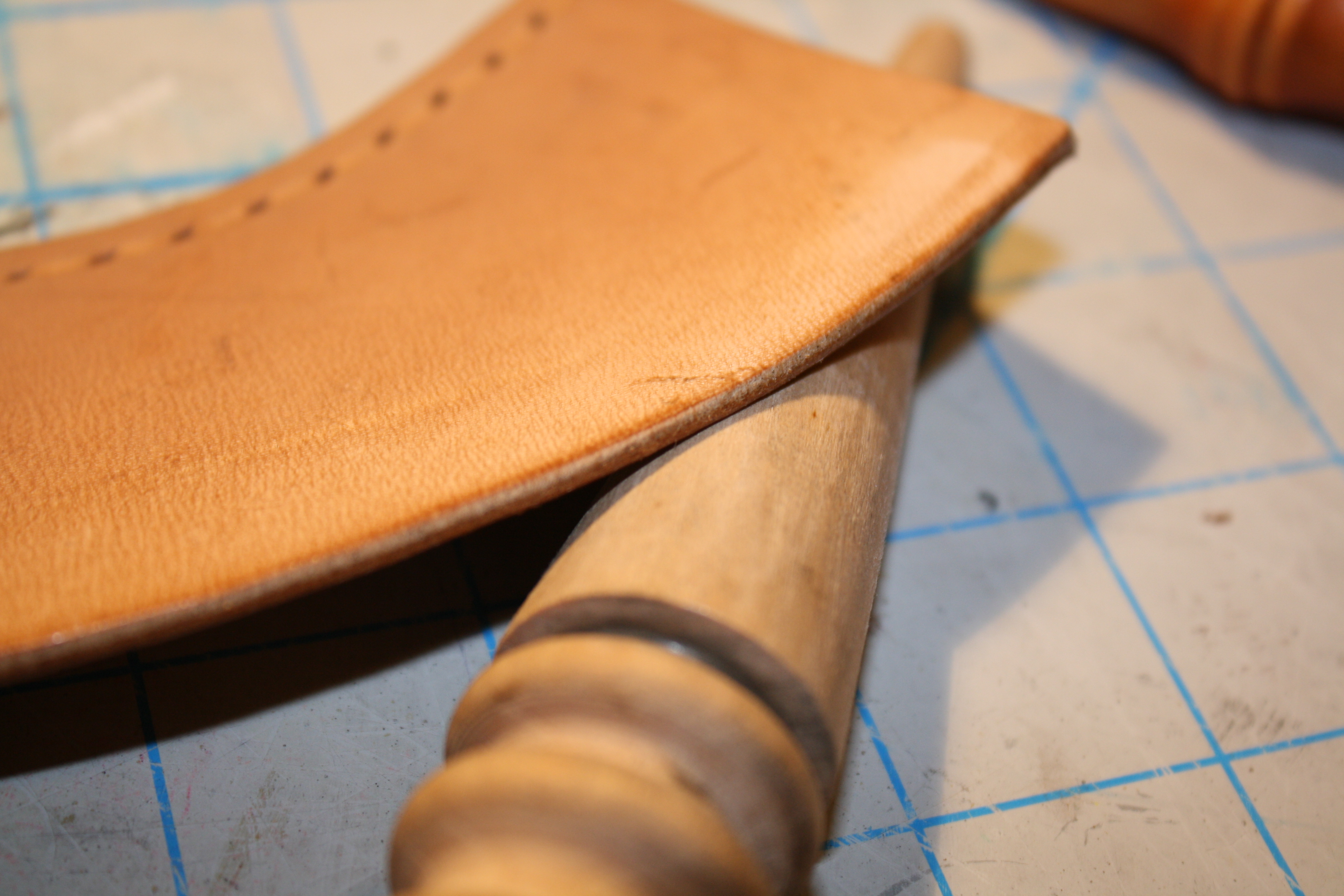 Picture of Punching and Stitching