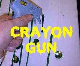 Hot Crayon Gun