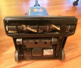 Clean Vacuum Roller Brush