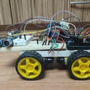Wall Fallowing Car With PID