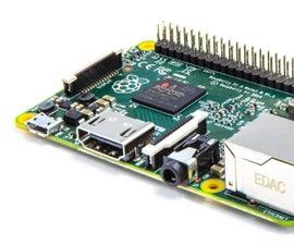 Raspberry Pi Security Cam