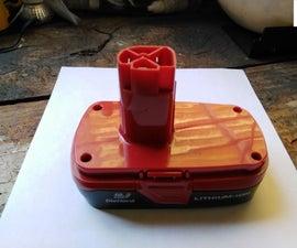Craftsman 19.2v Battery Fix