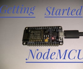 Get Started With NodeMCU....