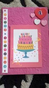 Making the Front of the Card