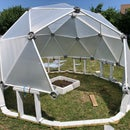 Geo-decent (Dome) Green House