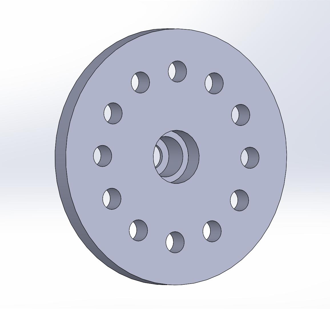 Picture of Gear Attachment Piece