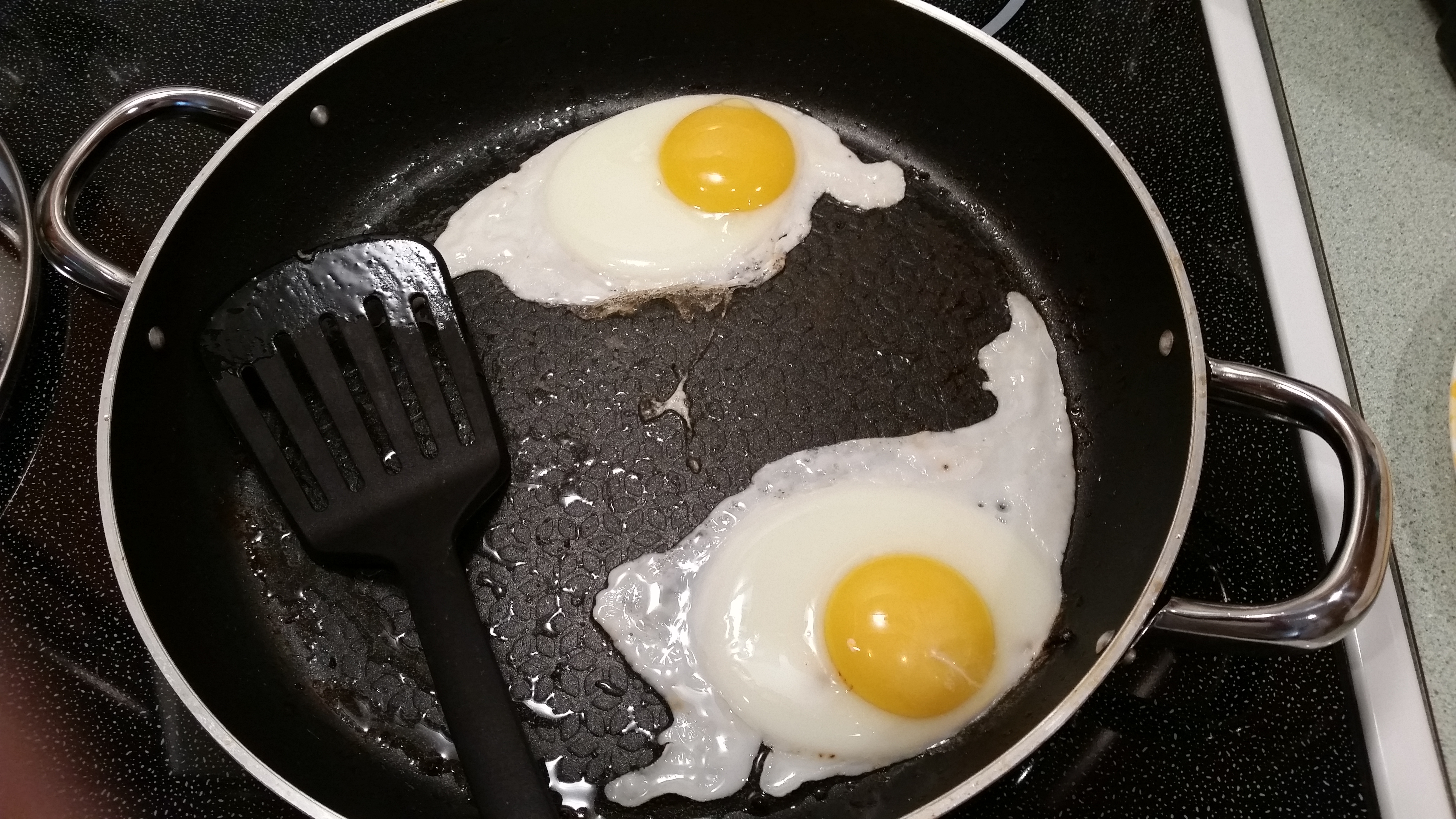 Picture of Prepare the Bacon, and Eggs