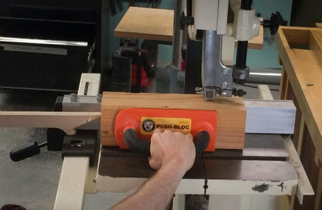 Cut Your Wood Block to Size
