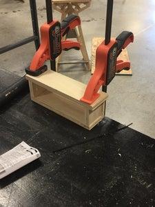 Assembling the Drawer