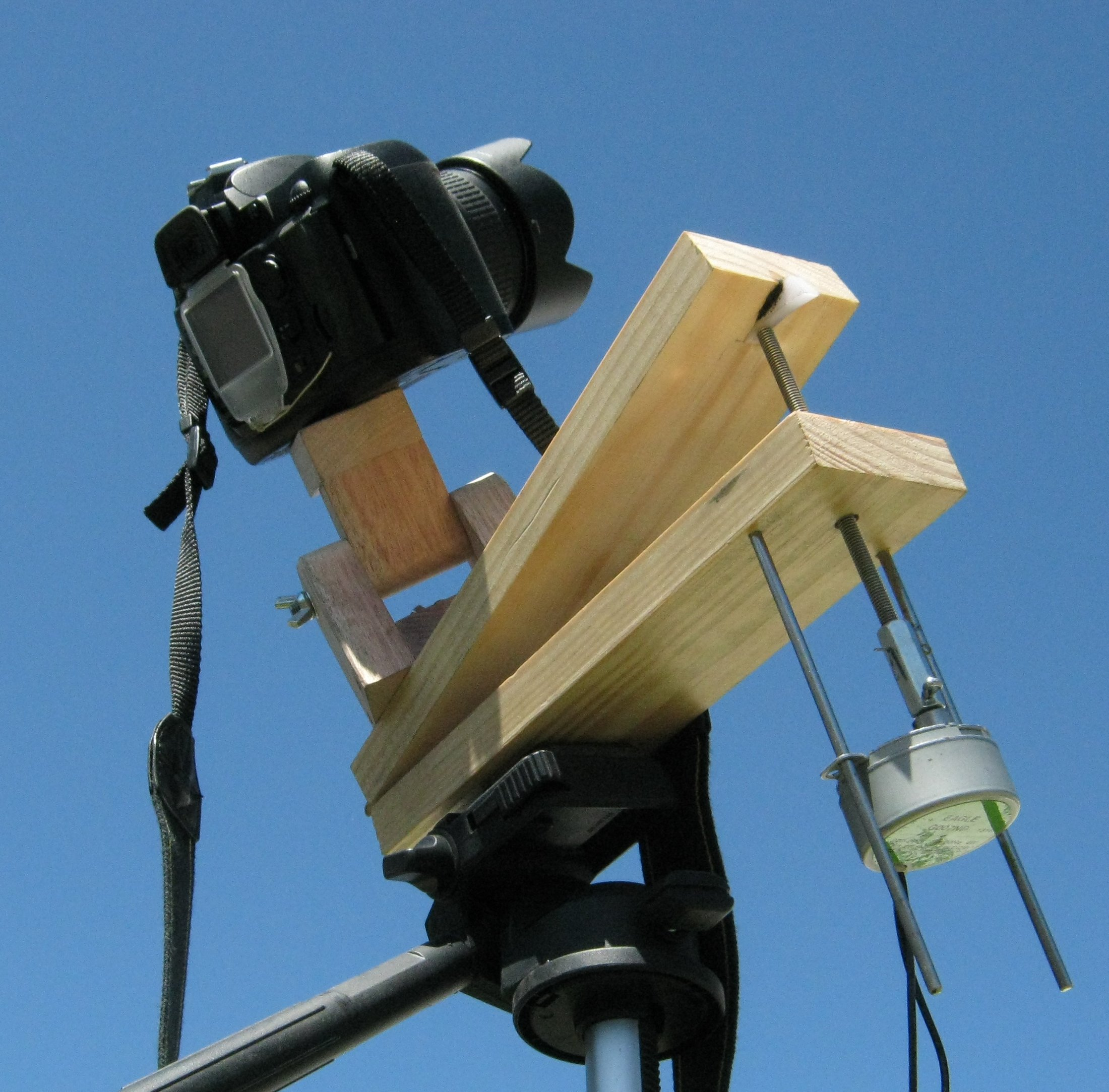 Picture of Build a Motorized Barn Door Tracker...