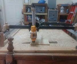 Building a Modular Hybrid Xcarve Shapeoko  CNC Router