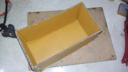 Making the Crank Box
